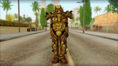 Enclave Tesla Soldier from Fallout 3