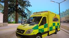 Mercedes-Benz Sprinter London Ambulance für GTA San Andreas