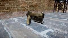 Gun Kimber 1911 Ein-Armee-fans das Leder AU