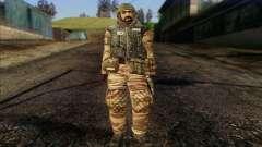 Soldaten MEK (Battlefield 2) Haut 1