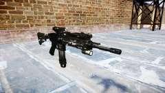Automatische Gewehr Colt M4A1 Geister für GTA 4