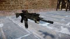 Automatische Gewehr Colt M4A1 ce-digital für GTA 4