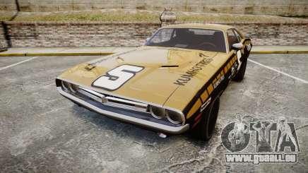 Dodge Challenger 1971 v2.2 PJ6 für GTA 4