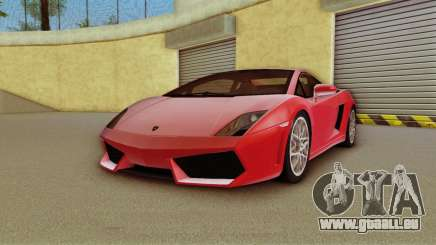 Lamborghini Gallardo LP 560-4 für GTA Vice City