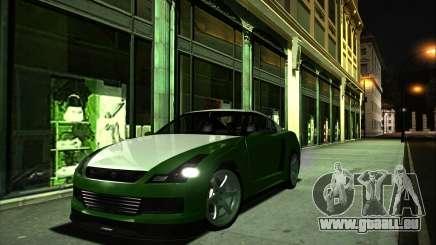 Elegy RH8 Tunable v1 für GTA San Andreas