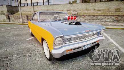 Chevrolet II Nova SS 1966 Custom [EPM] PJ1 für GTA 4