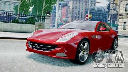 Ferrari FF coupe für GTA 4