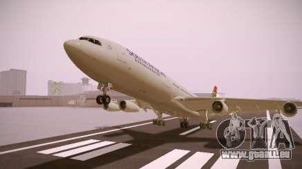 Airbus A340-300 South African Airways für GTA San Andreas