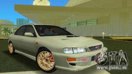Subaru Impreza WRX STI GC8 Sedan Type 2 pour GTA Vice City