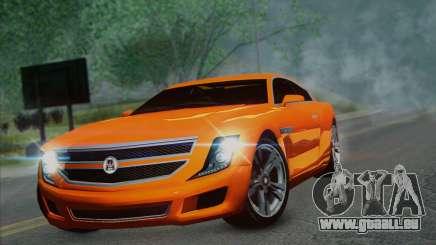 Alpha - DLC Business GTA V pour GTA San Andreas