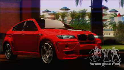 BMW X6M Lumma pour GTA San Andreas