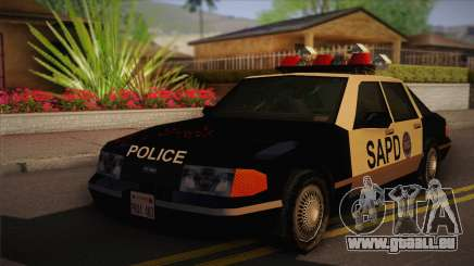 GTA 3 Police Car für GTA San Andreas