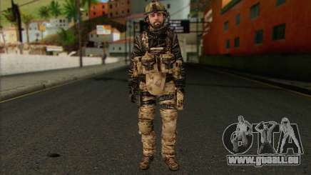 Task Force 141 (CoD: MW 2) Skin 14 pour GTA San Andreas