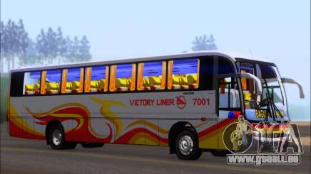 Marcopolo Victory Liner 7001 pour GTA San Andreas