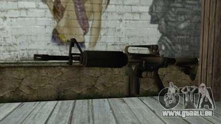 TheCrazyGamer M16A2 für GTA San Andreas