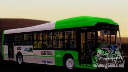 Caio Induscar Millennium BRT Viacao Gato Preto pour GTA San Andreas