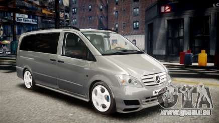 Mercedes-Benz Vito Sport-X pour GTA 4