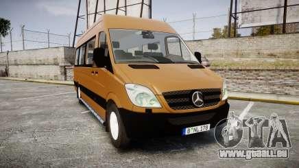 Mercedes-Benz Sprinter 313 cdi pour GTA 4