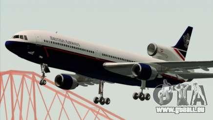 Lockheed L-1011 TriStar British Airways für GTA San Andreas