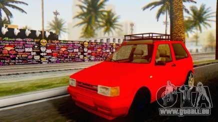 Fiat Uno pour GTA San Andreas