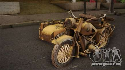 BMW R75 Desert from Forgotten Hope 2 für GTA San Andreas