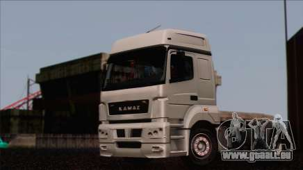 Die KamAZ-5490 für GTA San Andreas