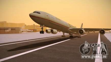 Airbus A340-600 Etihad Airways für GTA San Andreas
