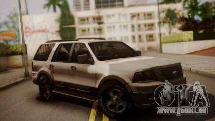 Ford Expedition 2006 für GTA San Andreas
