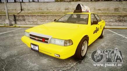 GTA V Vapid Taxi LCC pour GTA 4