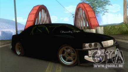 Toyota Chaser Drift 2JZ-GTE pour GTA San Andreas