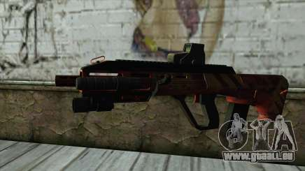 AUG A3 from PointBlank v5 pour GTA San Andreas