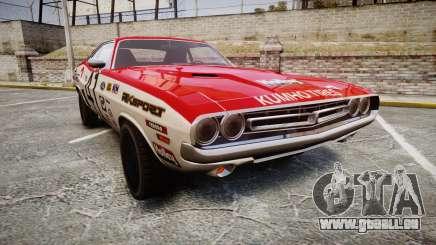 Dodge Challenger 1971 v2.2 PJ7 für GTA 4