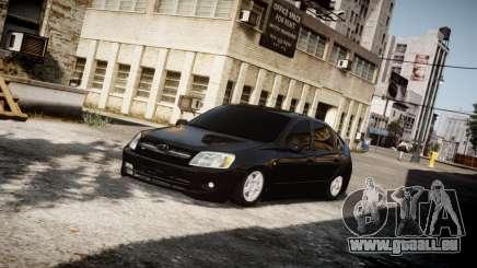 Lada Granta pour GTA 4