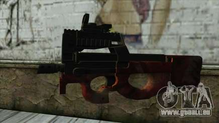 P90 from PointBlank v4 für GTA San Andreas