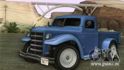 Bravado Duneloader Classic 1.0 (IVF) pour GTA San Andreas