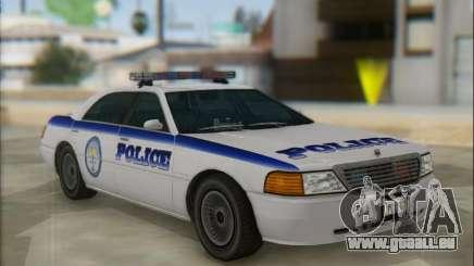 Admiral Police für GTA San Andreas