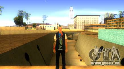 Punk v2 für GTA San Andreas