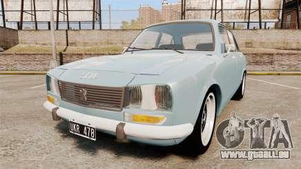 Peugeot 504 für GTA 4