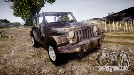 Jeep Wrangler Unlimited Rubicon pour GTA 4