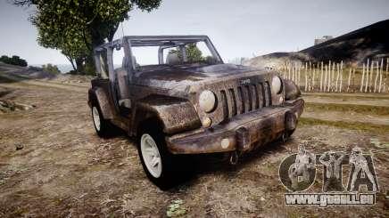 Jeep Wrangler Unlimited Rubicon pour GTA 4