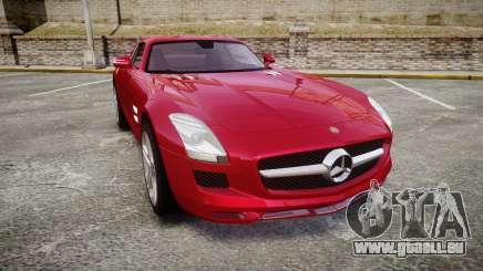 Mercedes-Benz SLS AMG [EPM] pour GTA 4