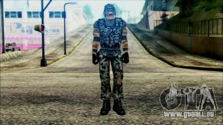 Manhunt Ped 22 pour GTA San Andreas