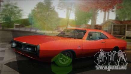 GTA 4 Dukes Tunable für GTA San Andreas