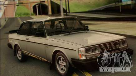 Volvo 242 Turbo 1983 pour GTA San Andreas