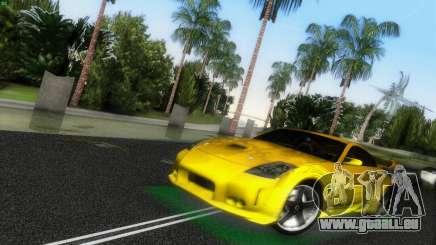 Nissan 350Z Veiside Chipatsu pour GTA Vice City