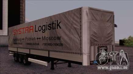 Krone SPD27 Systra Logistik pour GTA San Andreas