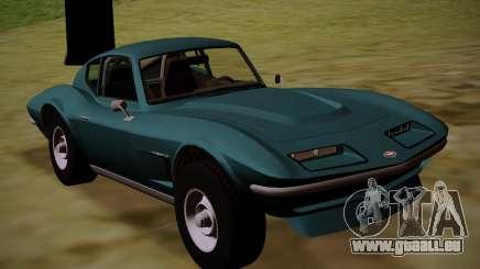 Coquette Classic GTA 5 DLC pour GTA San Andreas