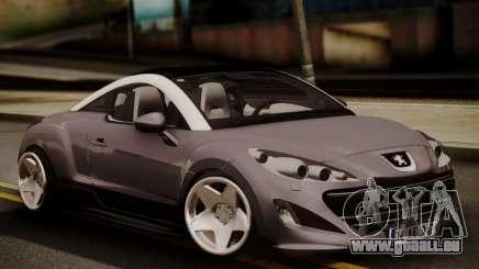 Peugeot RCZ für GTA San Andreas