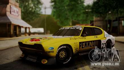 Ford Capri RS Cosworth 1974 Skinpack 4 für GTA San Andreas