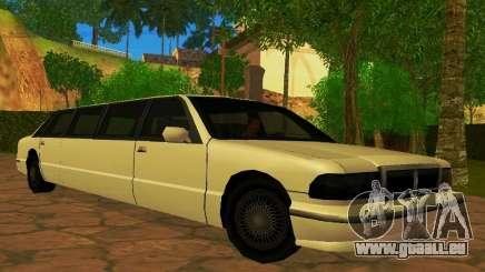 Premier Limousine pour GTA San Andreas